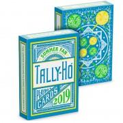 Tally-Ho Summer Fan Back