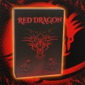 Red Dragon Playing Cards