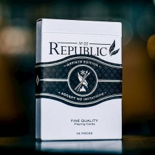 Black Republic - Artist Edition
