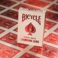 Bicycle MetalLuxe Crimson