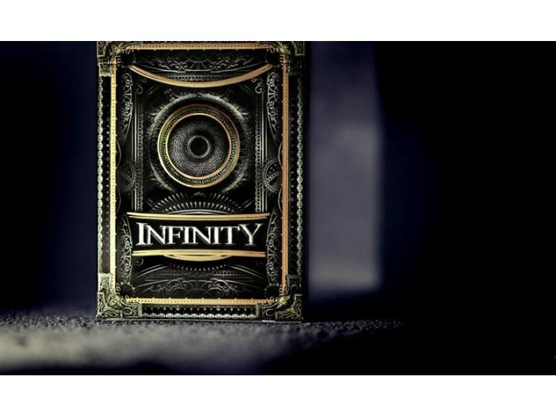 Infinity by Ellusionist Poker Spielkarten